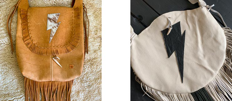 sundance and rebel bohemian tassel fringe bag